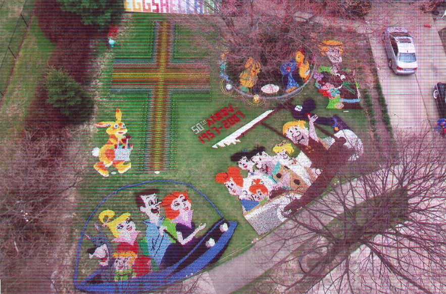 Eggshelland 2007 Ariel View